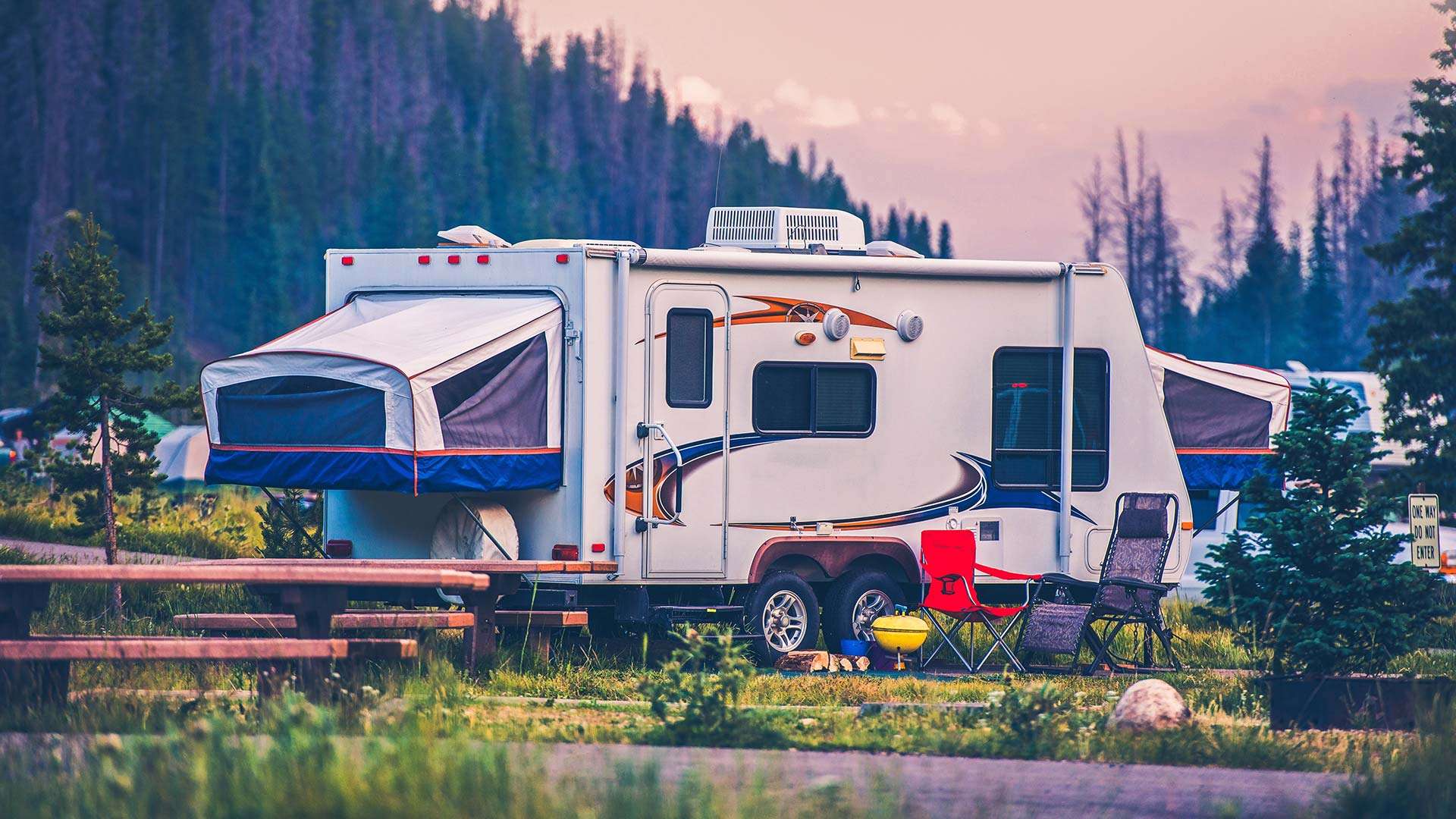 Camping RV Mont-Mégantic