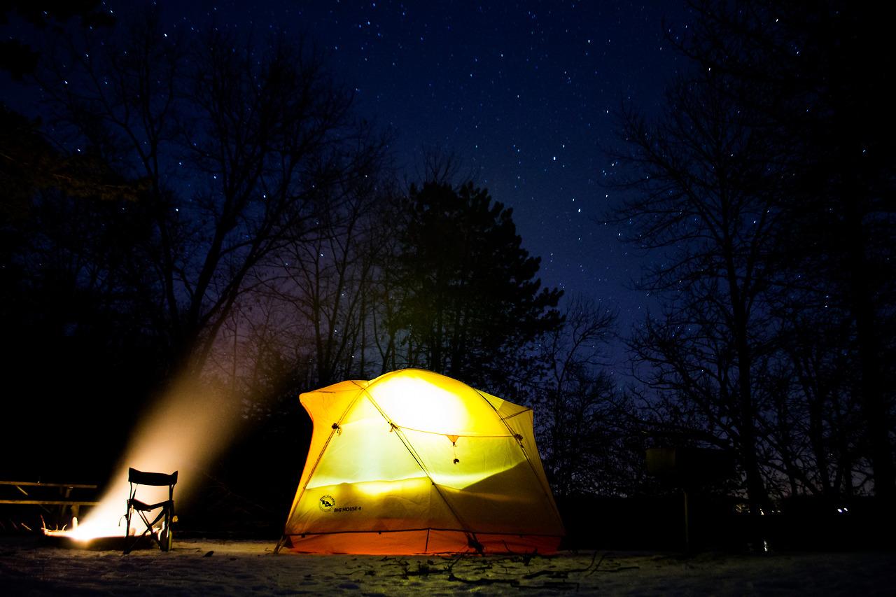 camping mégantic estrie