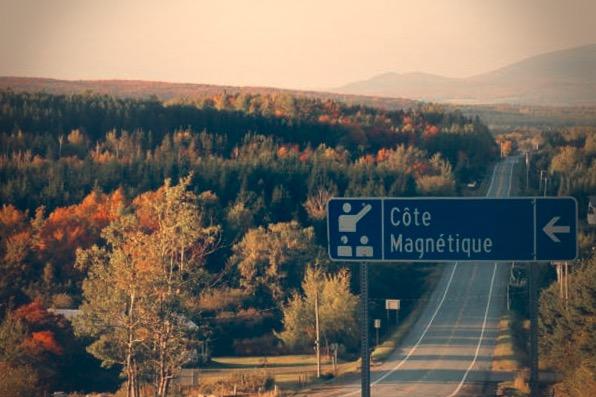côte magnétique Chartierville