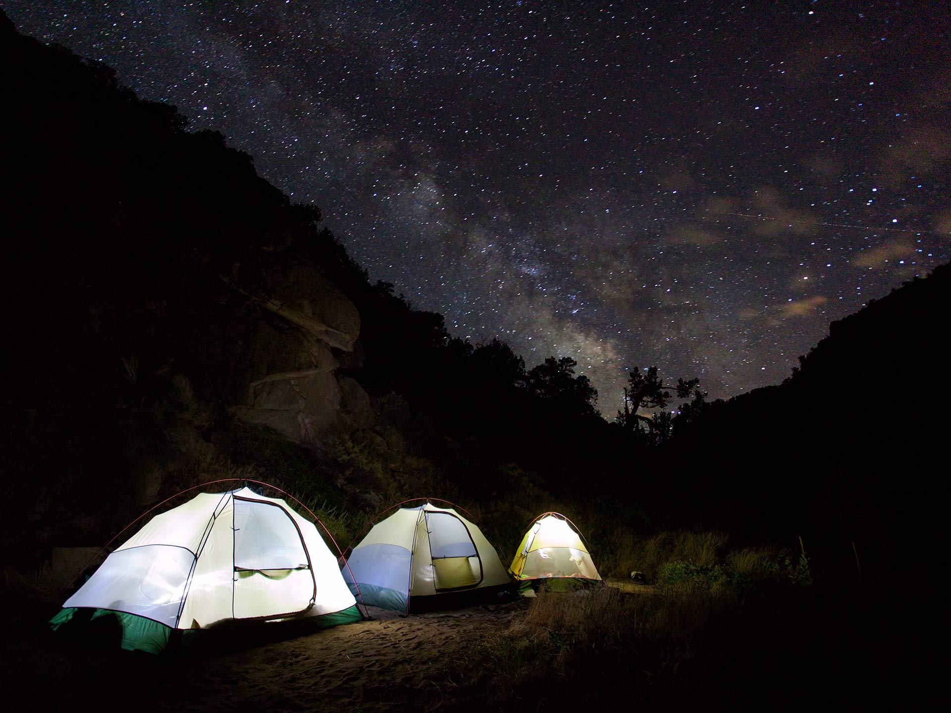 camping Mont-Mégantic, Notre-dame-des-Bois Estrie