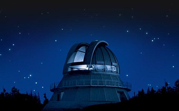 astrolab mont-mégantic parc national