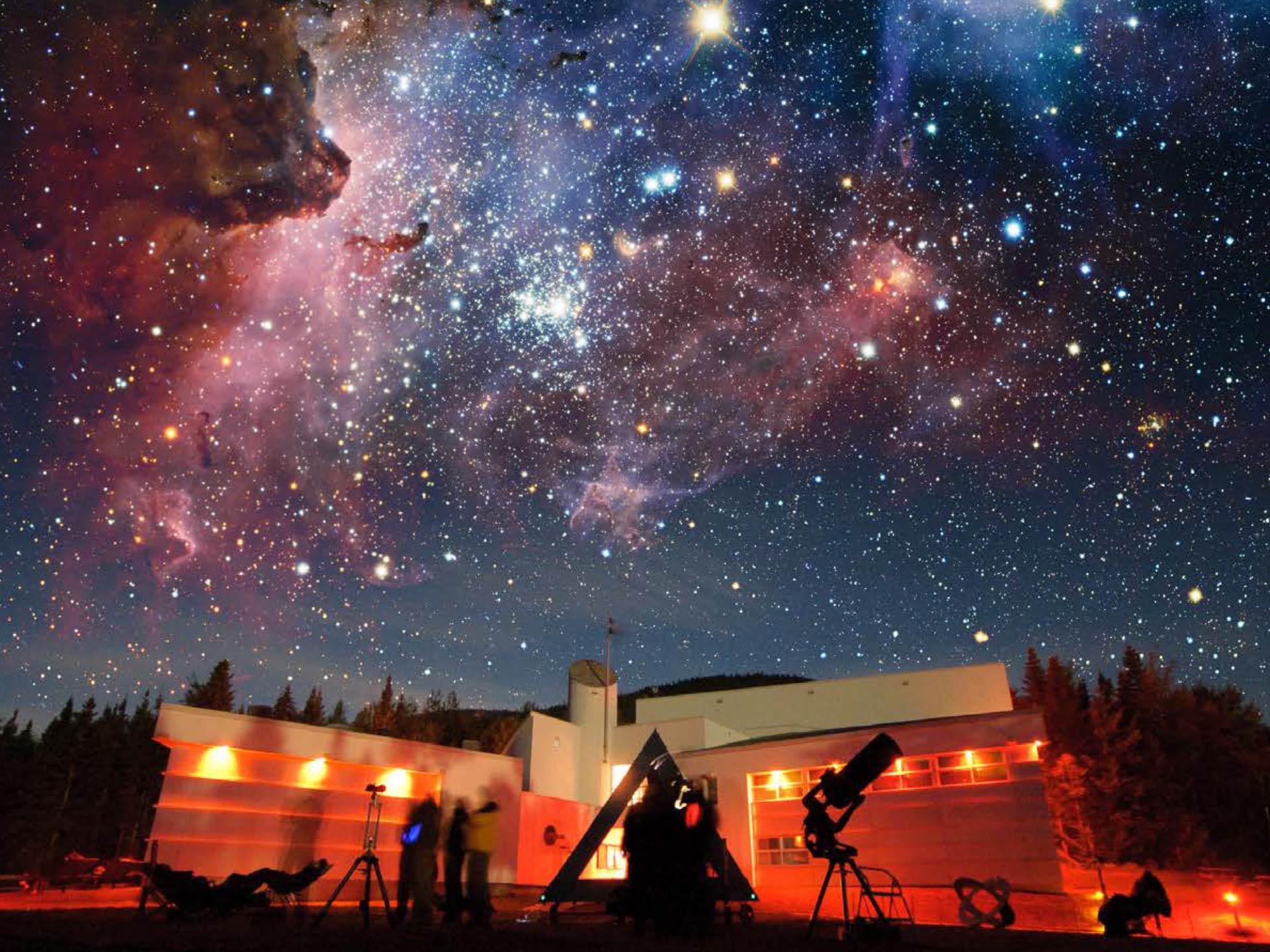 astrolab mont-mégantic observatoire